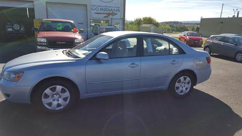 2007 Hyundai Sonata for sale in Rural Retreat, VA