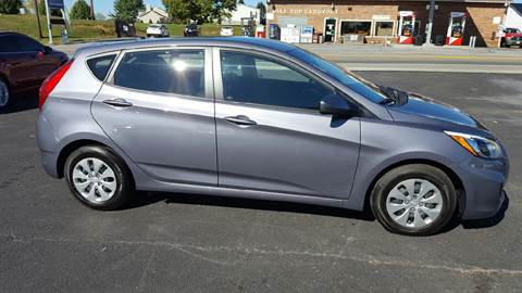 2017 Hyundai Accent for sale in Rural Retreat, VA