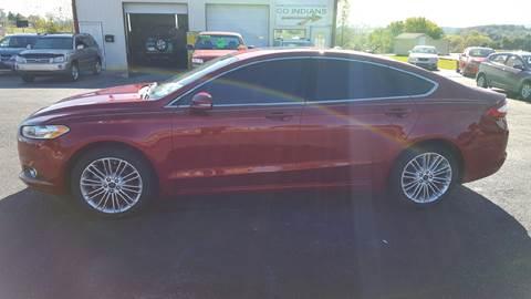 2014 Ford Fusion for sale in Rural Retreat, VA