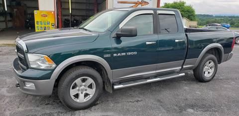 2011 RAM Ram Pickup 1500 for sale in Rural Retreat, VA