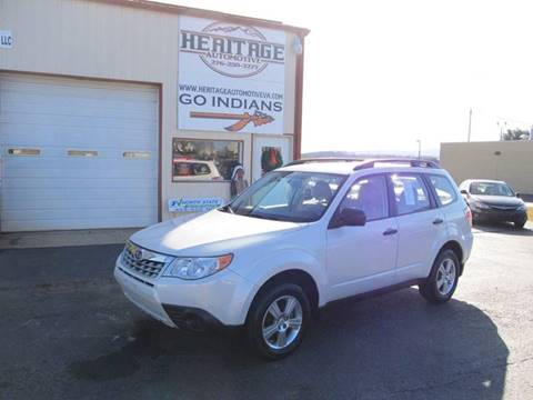 2012 Subaru Forester for sale in Rural Retreat, VA