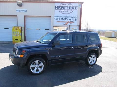 2012 Jeep Patriot for sale in Rural Retreat, VA