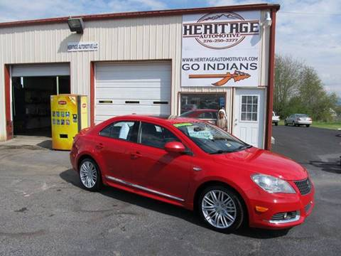 2012 Suzuki Kizashi for sale in Rural Retreat, VA
