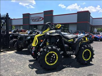 2018 Can-Am Renegade