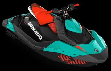 2017 Sea-Doo Spark 2up Trixx iBR