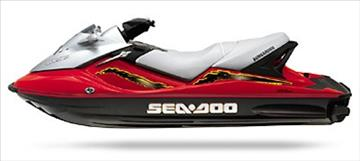 2003 Sea-Doo GTX 4-TEC Supercharged