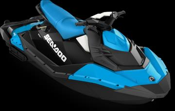 2017 Sea-Doo SPARK 3up 900 H.O. ACE iBR & C