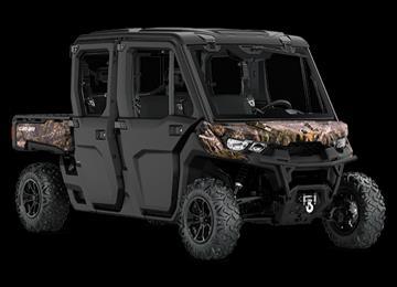 2018 Can-Am Defender MAX XT CAB