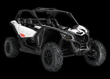 2017 Can-Am Maverick X3 Turbo R