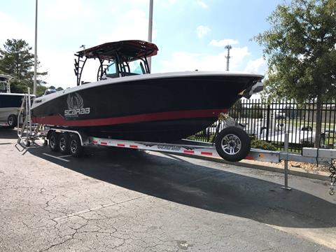 2018 Wellcraft 302 SCARAB OFFSHORE