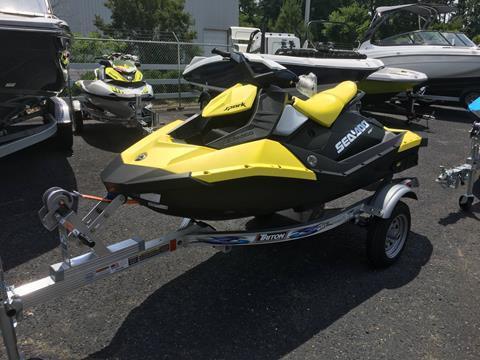 2017 Sea-Doo SPARK 2up 900 ACE
