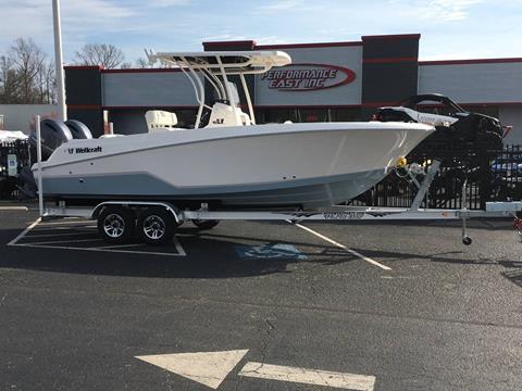 2017 Wellcraft 242 FISHERMAN for sale in Goldsboro, NC