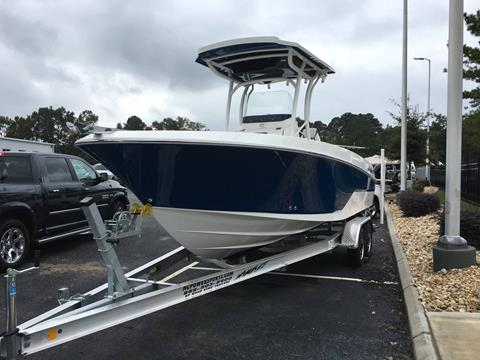 2018 Wellcraft 222 FISHERMAN