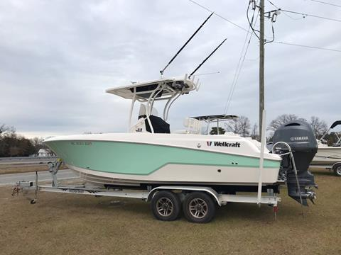 2017 Wellcraft 242F