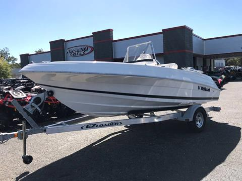 2017 Wellcraft 180 FISHERMAN