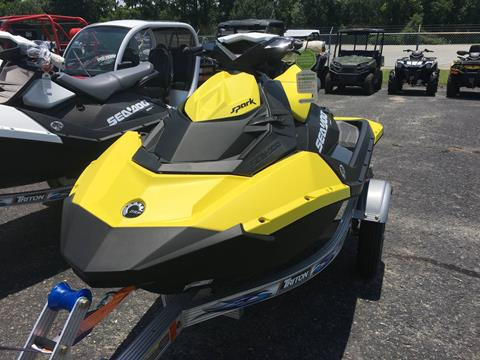 2017 Sea-Doo SPARK 2up 900 H.O. ACE iBR & C