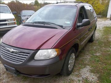2001 Chrysler Voyager for sale in Chardon, OH