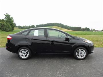2017 Ford Fiesta for sale in Hanover, PA