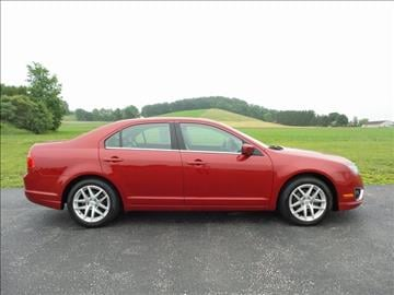 2010 Ford Fusion for sale in Hanover, PA