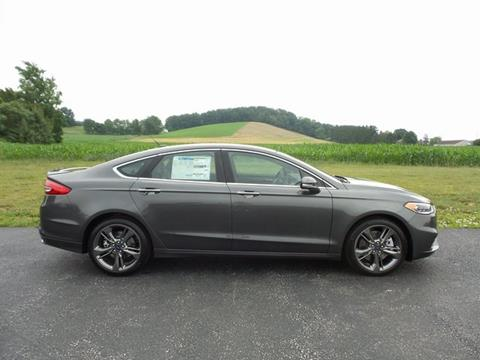 2017 Ford Fusion for sale in Hanover, PA