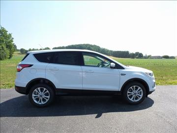 2017 Ford Escape for sale in Hanover, PA