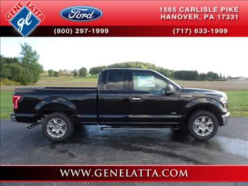 2016 Ford F-150 for sale in Hanover, PA