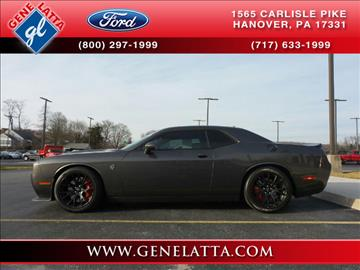 2015 Dodge Challenger for sale in Hanover, PA