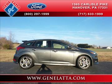2017 Ford Focus for sale in Hanover, PA