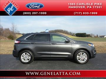 2016 Ford Edge for sale in Hanover, PA