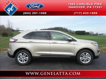 2017 Ford Edge for sale in Hanover, PA