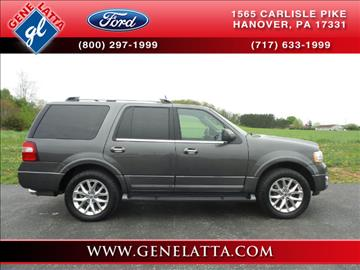 2017 Ford Expedition for sale in Hanover, PA