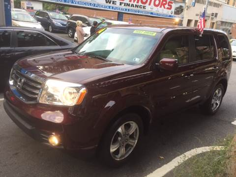 2014 Honda Pilot for sale in Bronx, NY
