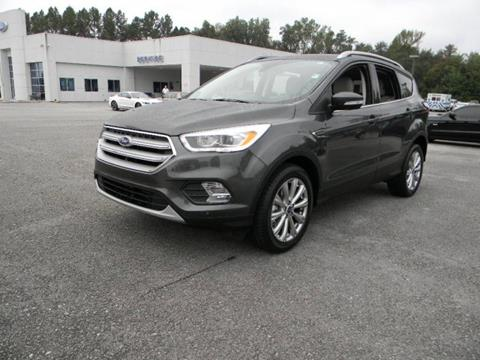 2018 Ford Escape for sale in Shelbyville, TN