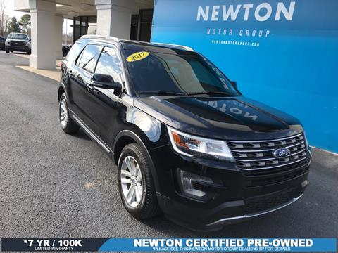2017 ford explorer for sale in tennessee for Ford motor credit franklin tn