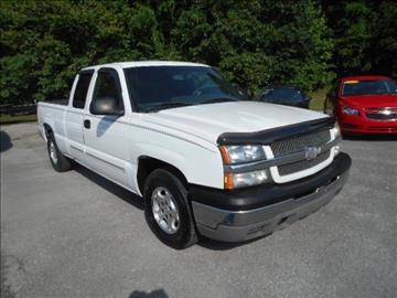 2003 Chevrolet Silverado 1500 for sale in Winchester, TN