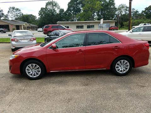 2014 Toyota Camry for sale in Citronelle, AL