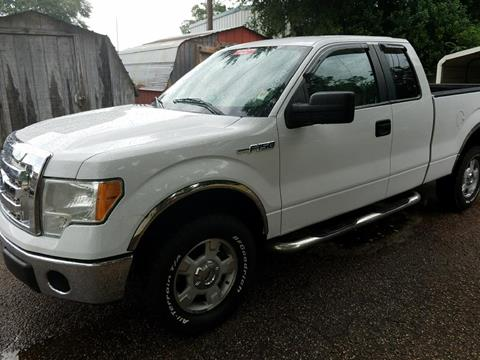 2010 Ford F-150 for sale in Citronelle, AL