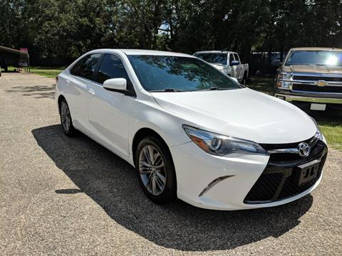 2015 Toyota Camry for sale in Citronelle, AL