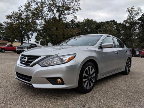 2017 Nissan Altima for sale in Citronelle, AL