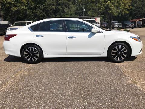 2018 Nissan Altima for sale in Citronelle, AL