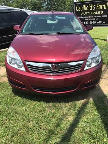 2008 Saturn Aura for sale in Bath, PA