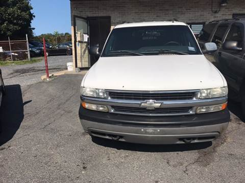 2002 Chevrolet Suburban for sale in Bath, PA