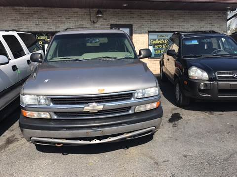 2003 Chevrolet Suburban for sale in Bath, PA