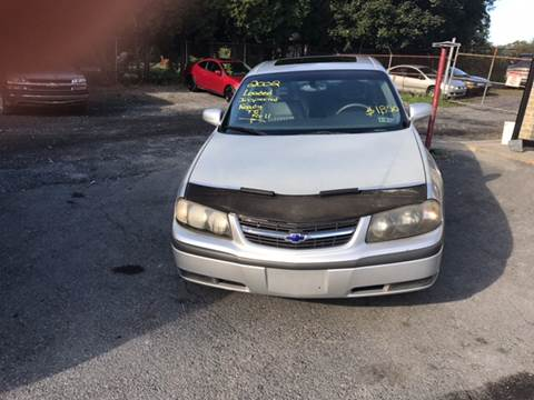 2002 Chevrolet Impala for sale in Bath, PA