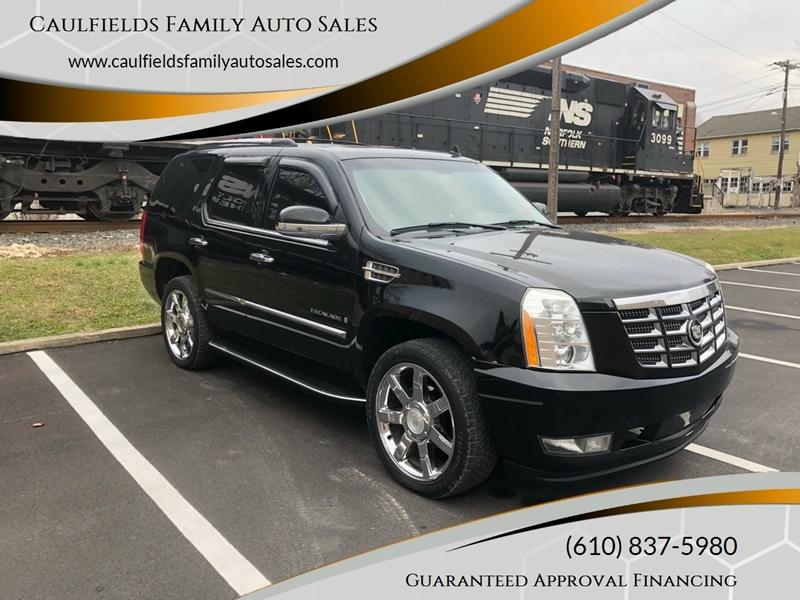 2008 Cadillac Escalade In Nazareth Pa Caulfields Family Auto Sales