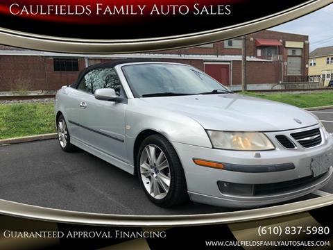 2007 Saab 9-3 for sale in Nazareth, PA