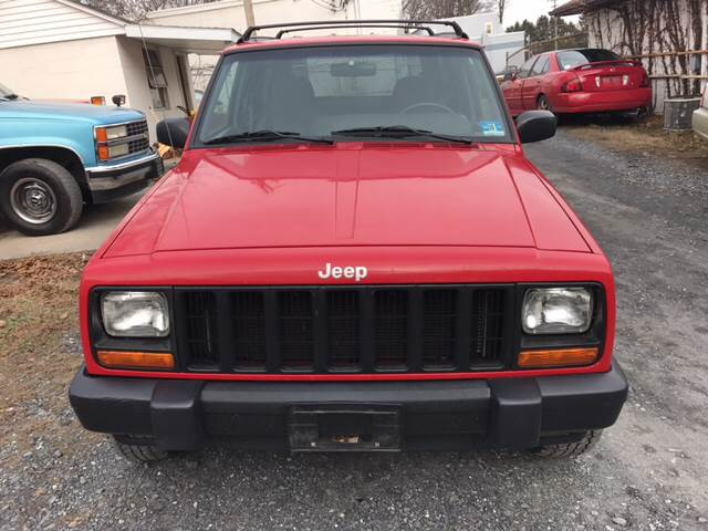 1998 Jeep Cherokee For Sale At Caulfields Family Auto Sales In Nazareth PA