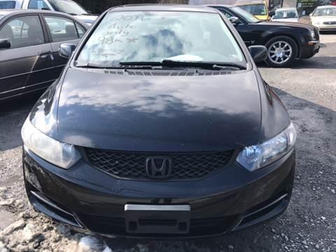 2011 Honda Civic for sale in Bath, PA