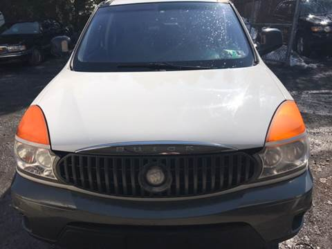 2003 Buick Rendezvous for sale in Bath, PA