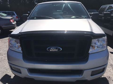 2005 Ford F-150 for sale in Bath, PA